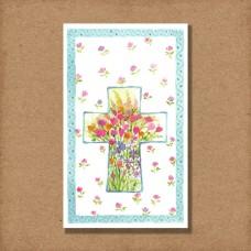 ST-003---Santinho-impresso-em-papel-opalina-branco-240g,-sobreposto-por-papel-vegetal-branco-importado-100g.-Medalhinha-presa-com-fita-de-cetim-pink.-Vendidos-em-múltiplos-de-8.-Pedido-mínimo-de-24-unidades-R$120,00.-