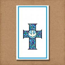 ST-020---Santinho-impresso-em-papel-opalina-branco-240g,-sobreposto-por-papel-vegetal-branco-importado-100g.-Medalhinha-presa-com-fita-de-cetim-azul-.-Vendidos-em-múltiplos-de-8.-Pedido-mínimo-de-24-unidades-R$120,00.-