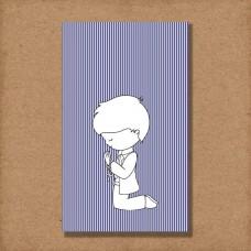 azul pequeno
